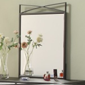 Contemporary Youth Dresser Mirror
