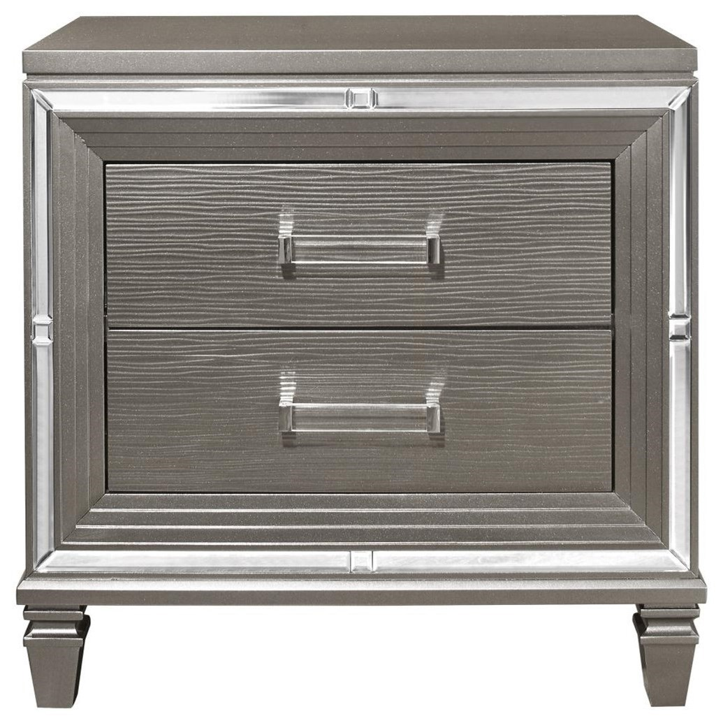 Tamsin Nightstand by Homelegance at Beck's Furniture