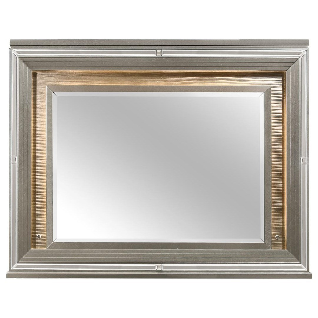 Tamsin Mirror by Homelegance at Beck's Furniture