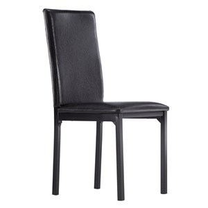 Casual Upholstered Dining Side Chair