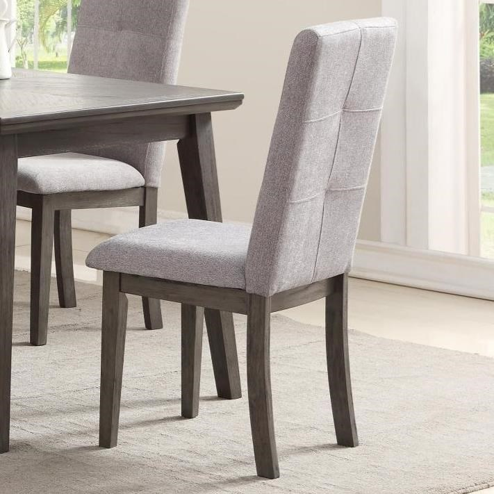 University Side Chair by Homelegance at Beck's Furniture