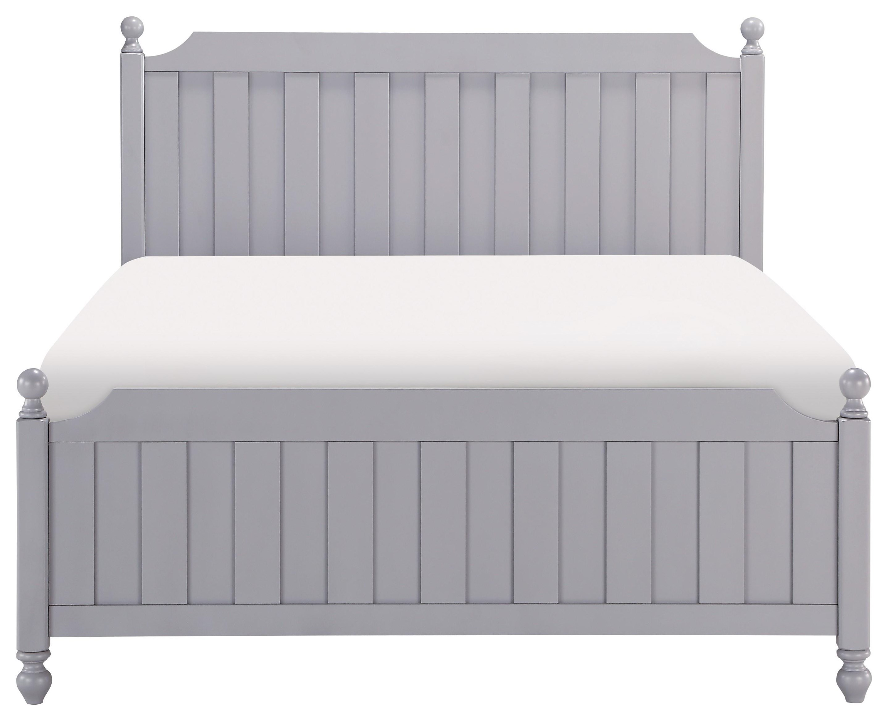 Wellsummer Queen Bed by Homelegance at Beck's Furniture