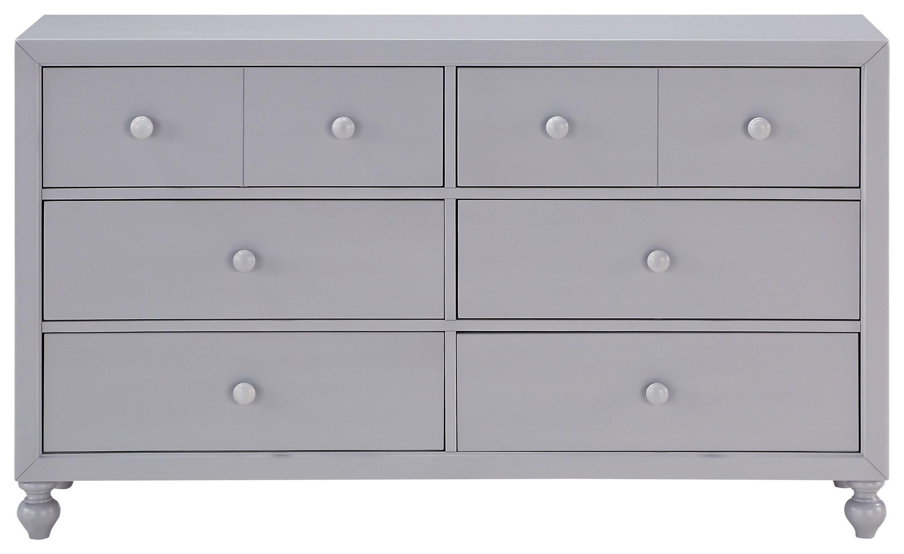 Wellsummer Dresser by Homelegance at Beck's Furniture