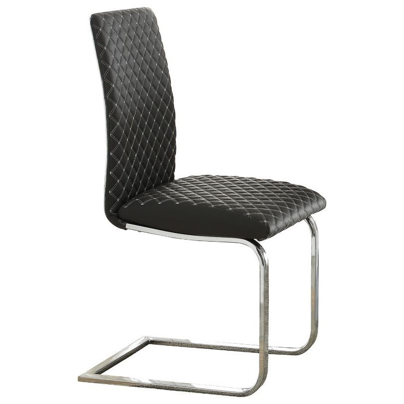Yannis Side Chair by Homelegance at Beck's Furniture