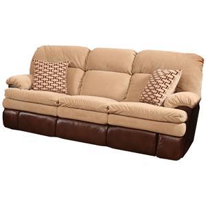 HomeStretch 103 Double Reclining Sofa