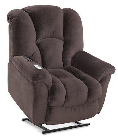 116 Lift Recliner by HomeStretch at Suburban Furniture