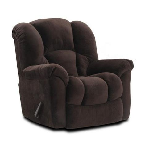116 Rocker Recliner by HomeStretch at Van Hill Furniture
