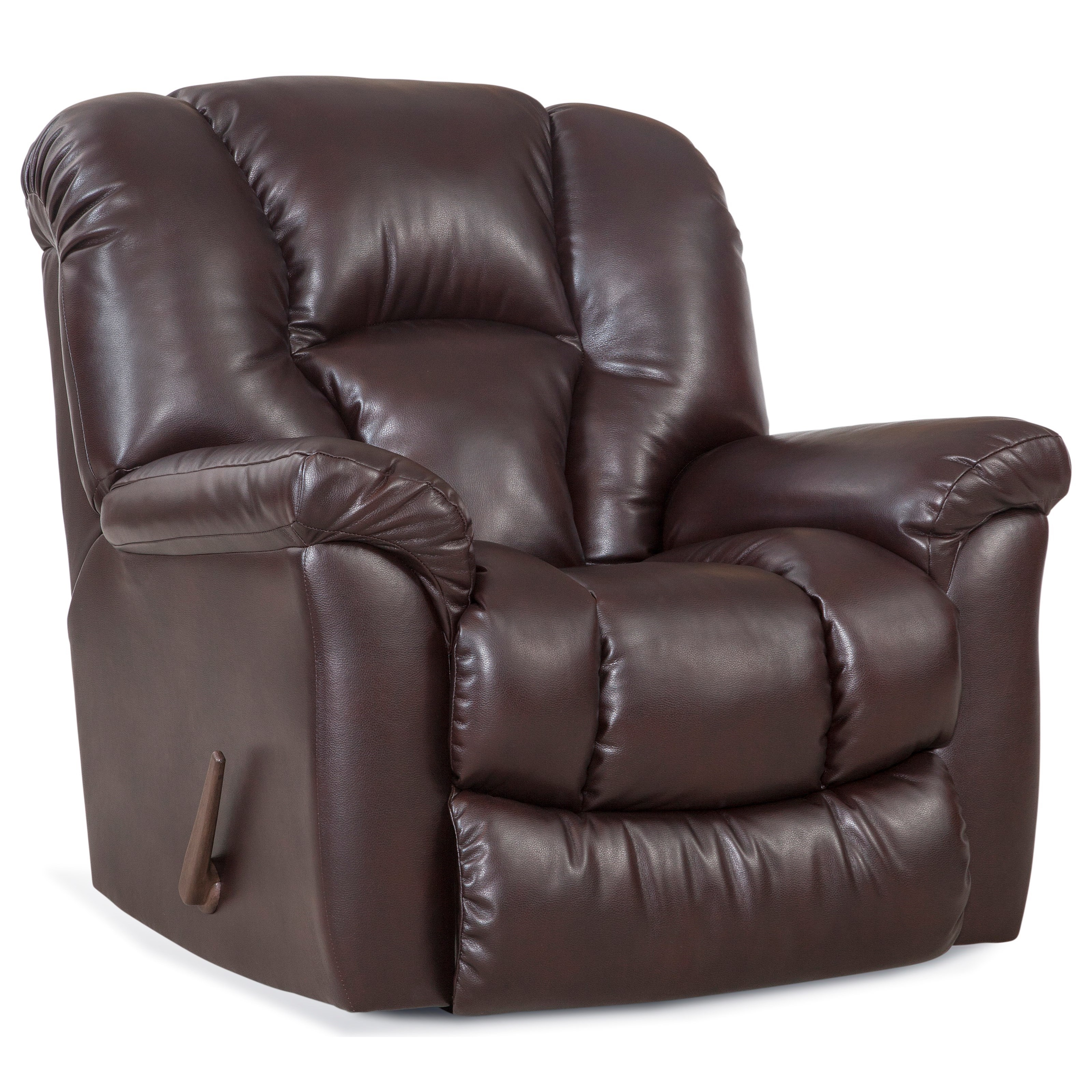 116 Rocker Recliner by HomeStretch at Adcock Furniture