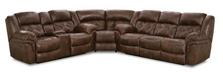 Frontier Power Super-Wedge Sectional at Ruby Gordon Home