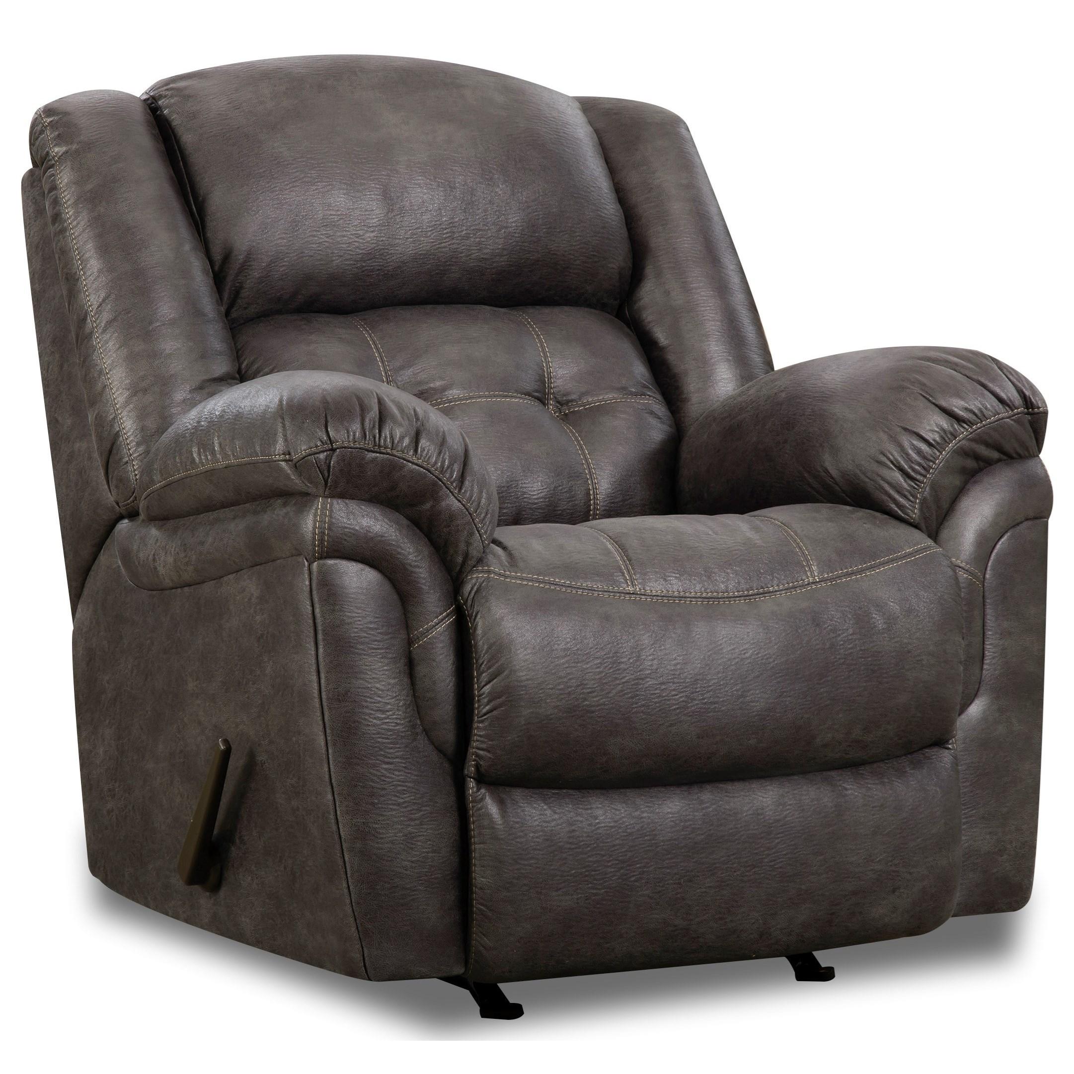 129 Rocker Recliner  by HomeStretch at Bullard Furniture