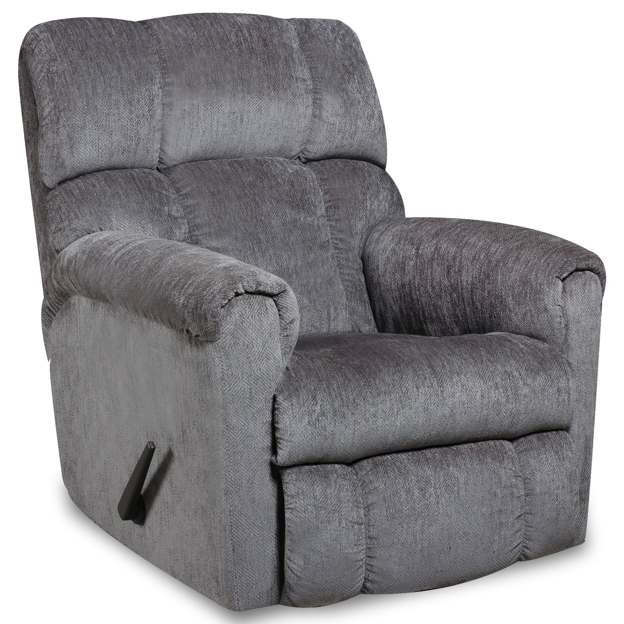 134 Chaise Recliner by HomeStretch at Steger's Furniture