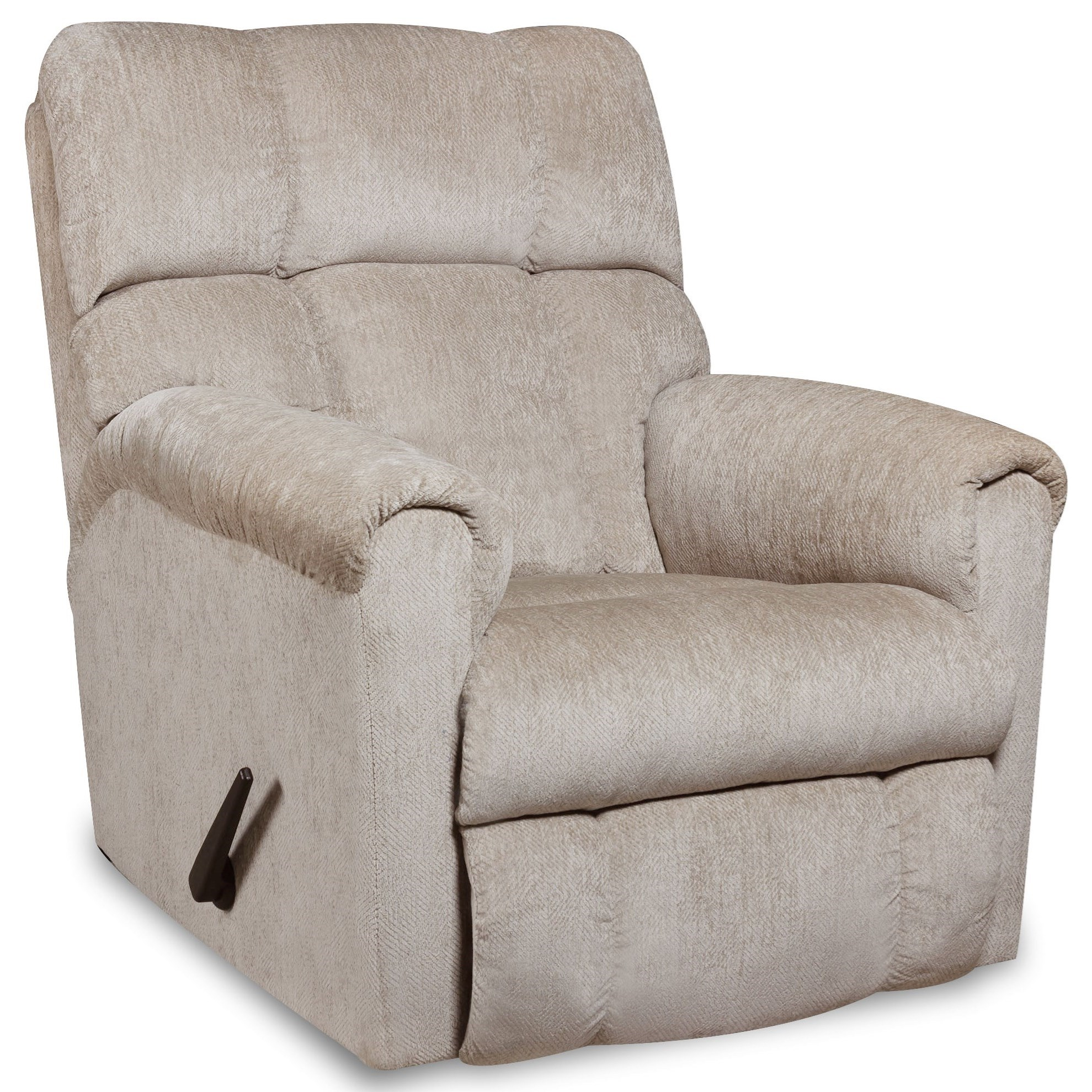 134 Chaise Recliner by HomeStretch at Wilcox Furniture