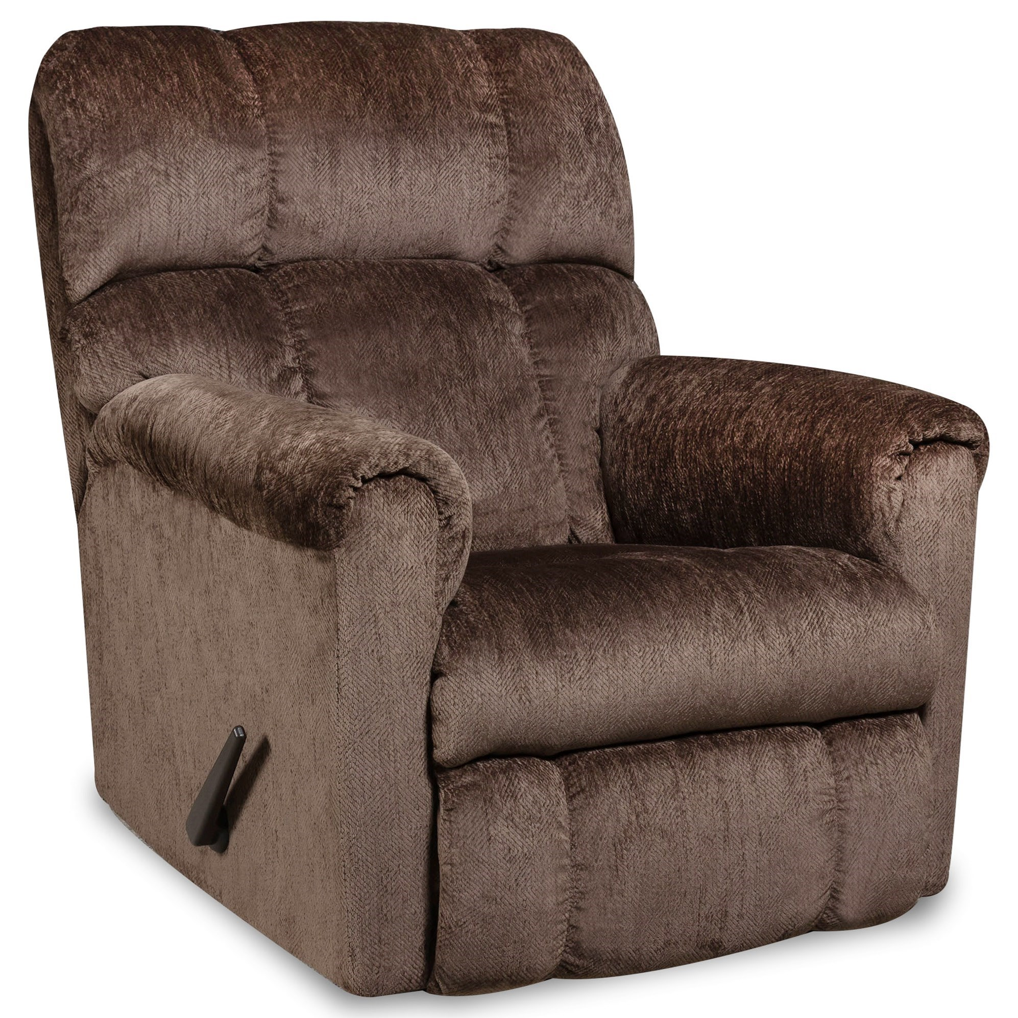 134 Chaise Recliner by HomeStretch at Westrich Furniture & Appliances