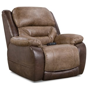 Power Wall Saver Three Way Recliner