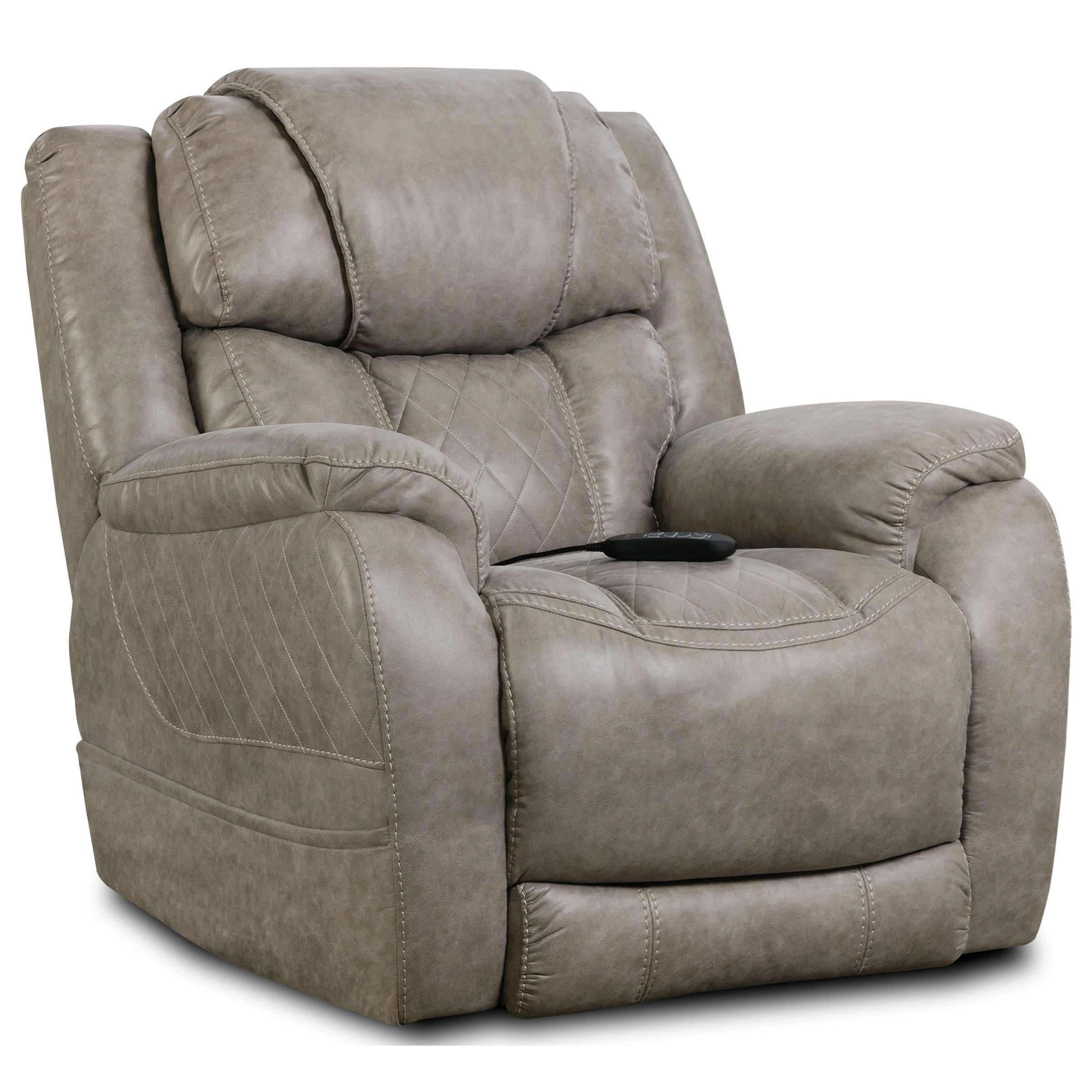 174 Power Wall Saver Recliner by HomeStretch at Bullard Furniture