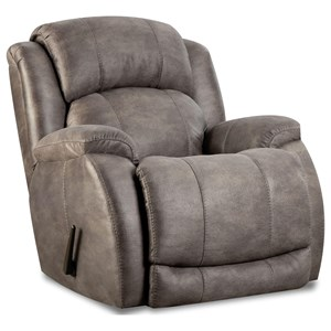 "Recliner with ""Scoop"" Seating System"