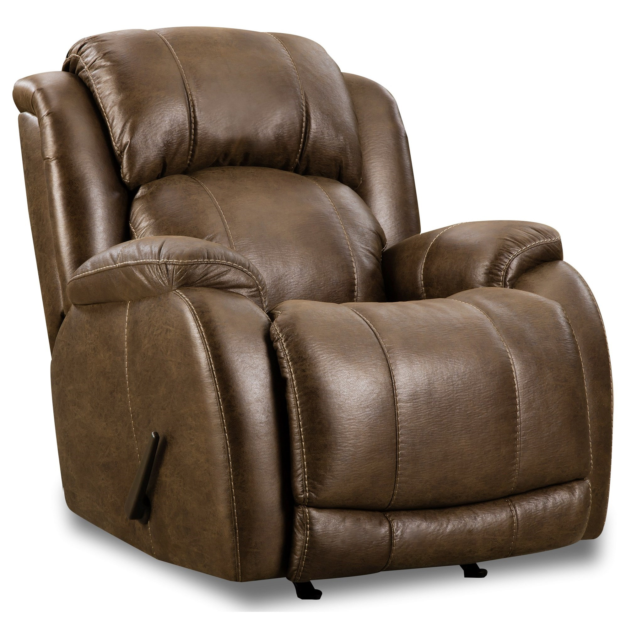 Denali Rocker Recliner by HomeStretch at Bullard Furniture