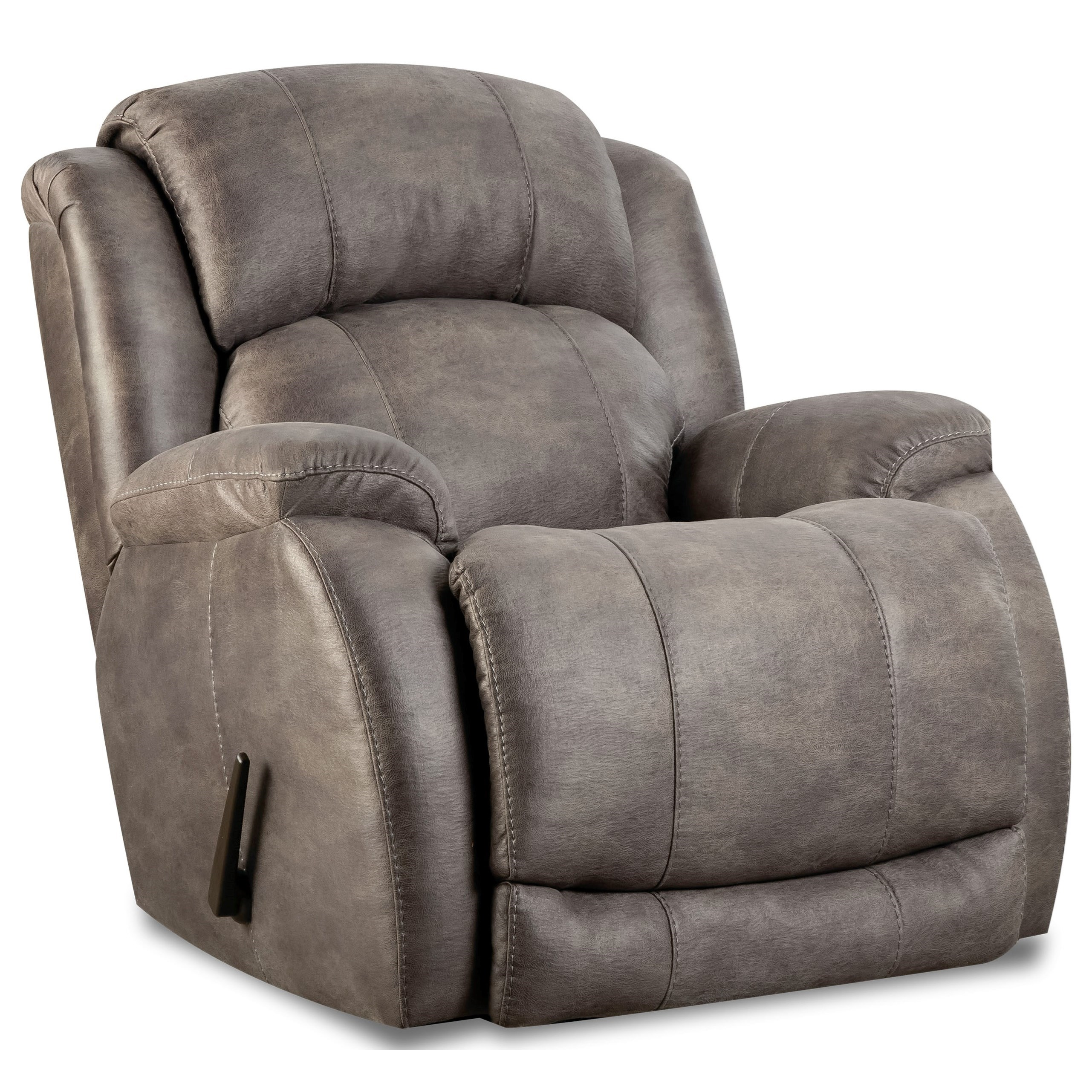 Denali Power Rocker Recliner by HomeStretch at Suburban Furniture