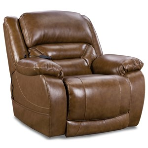 Casual Power Wall-Saver Recliner