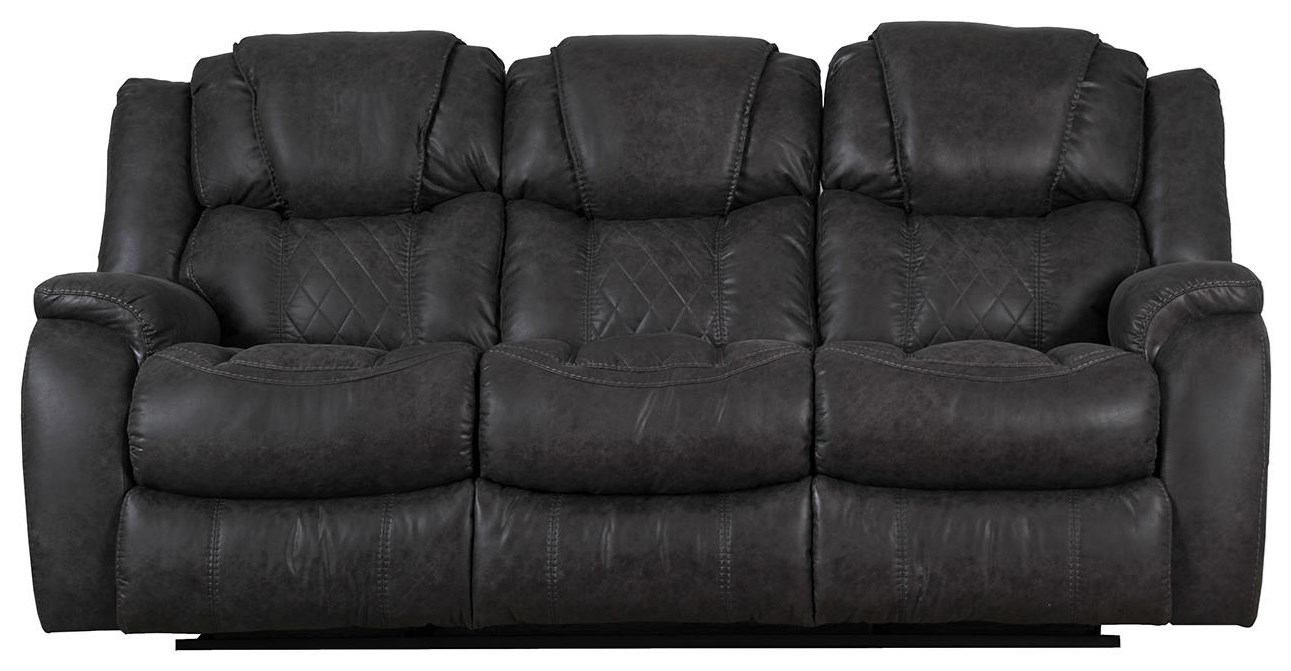 182 Double Reclining Sofa at Sadler's Home Furnishings