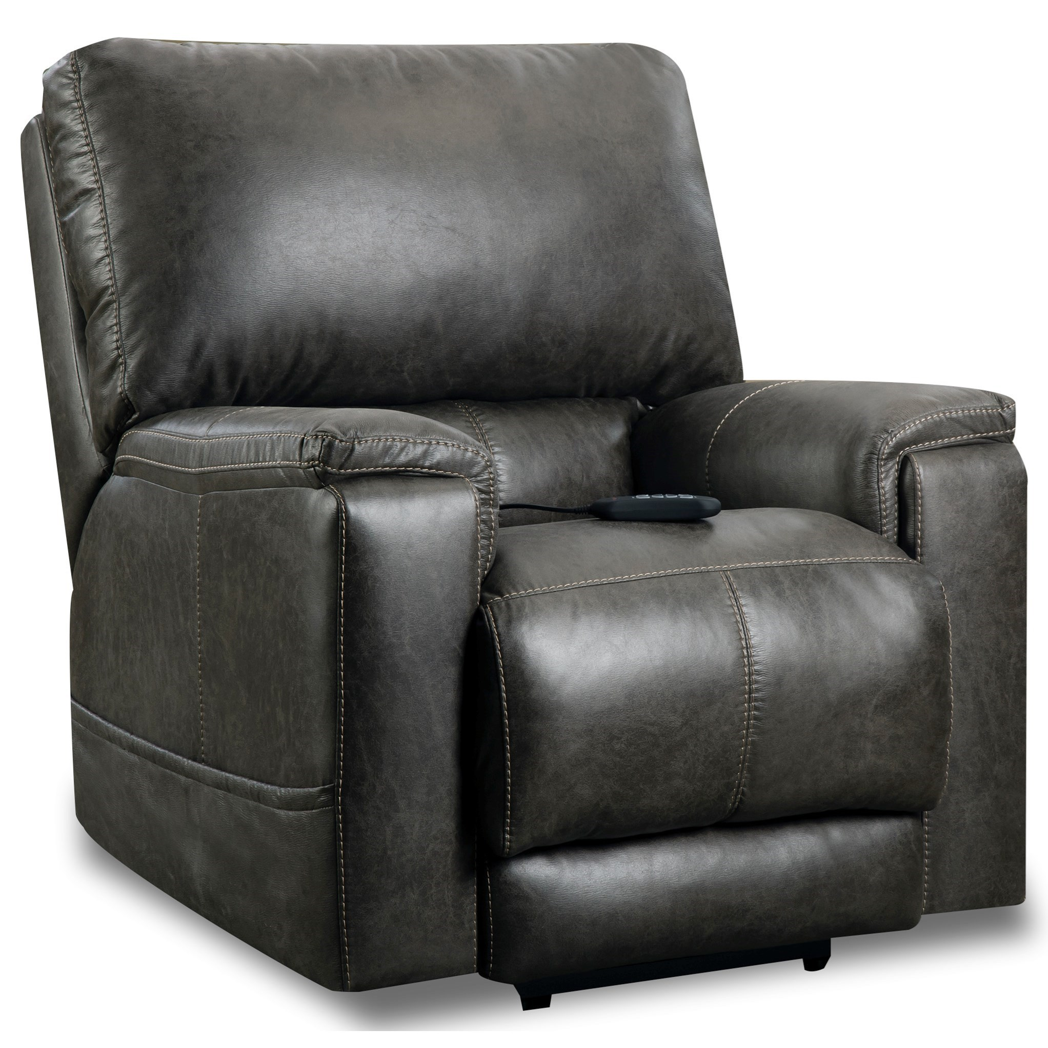 197 Collection Power Recliner  by HomeStretch at Story & Lee Furniture