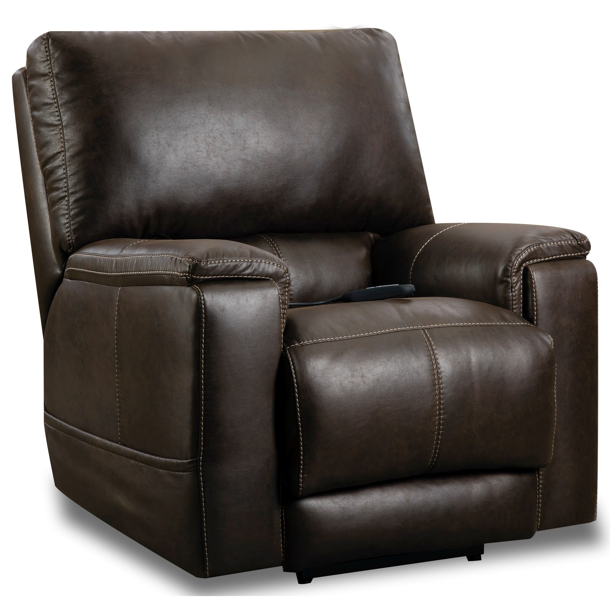 197 Collection Power Recliner  by HomeStretch at Bullard Furniture