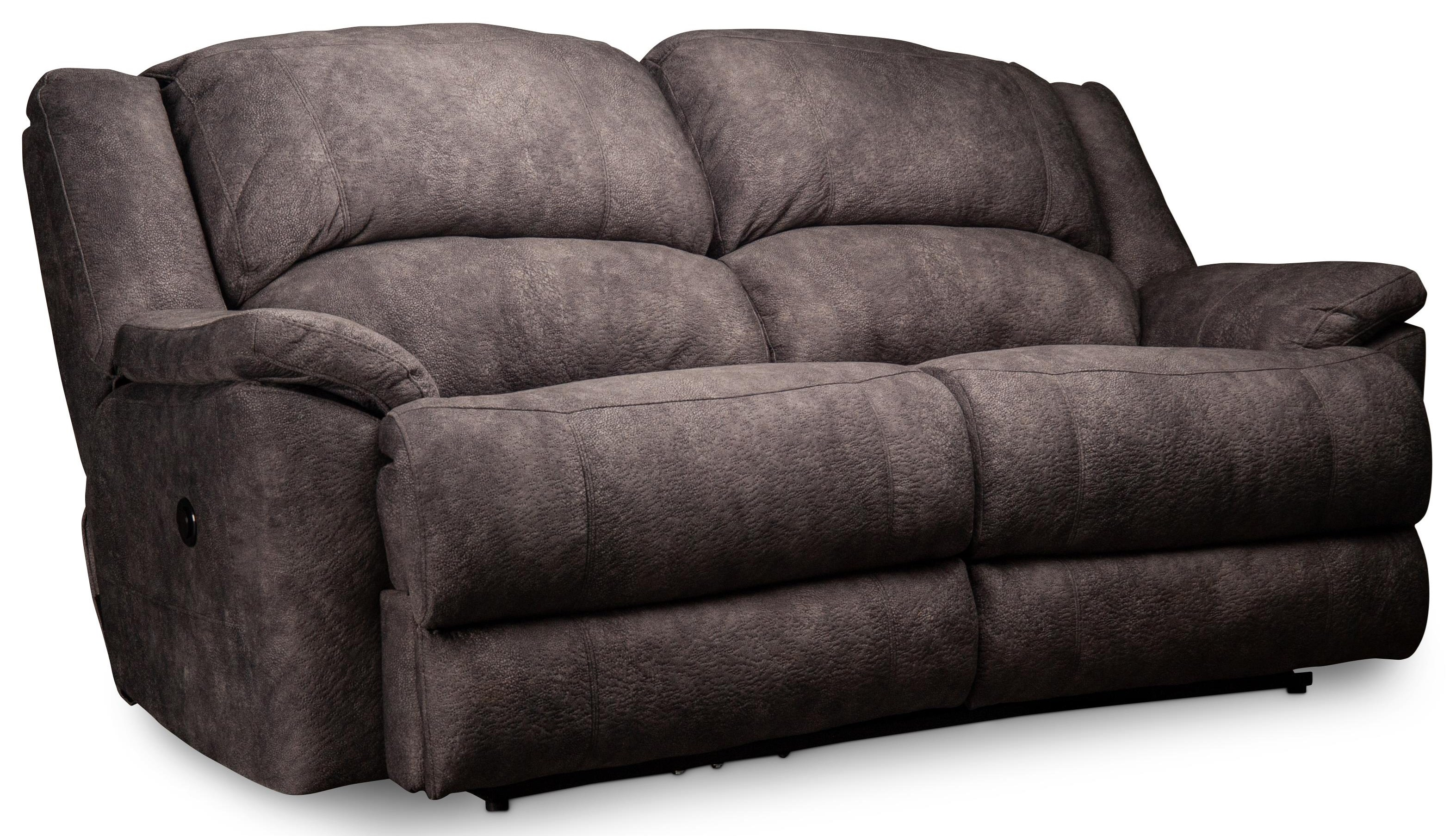 Bastion Bastion Power Reclining Sofa by HomeStretch at Morris Home