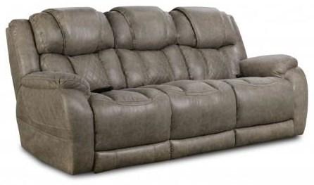 Emilia Emilia Power Sofa by HomeStretch at Morris Home