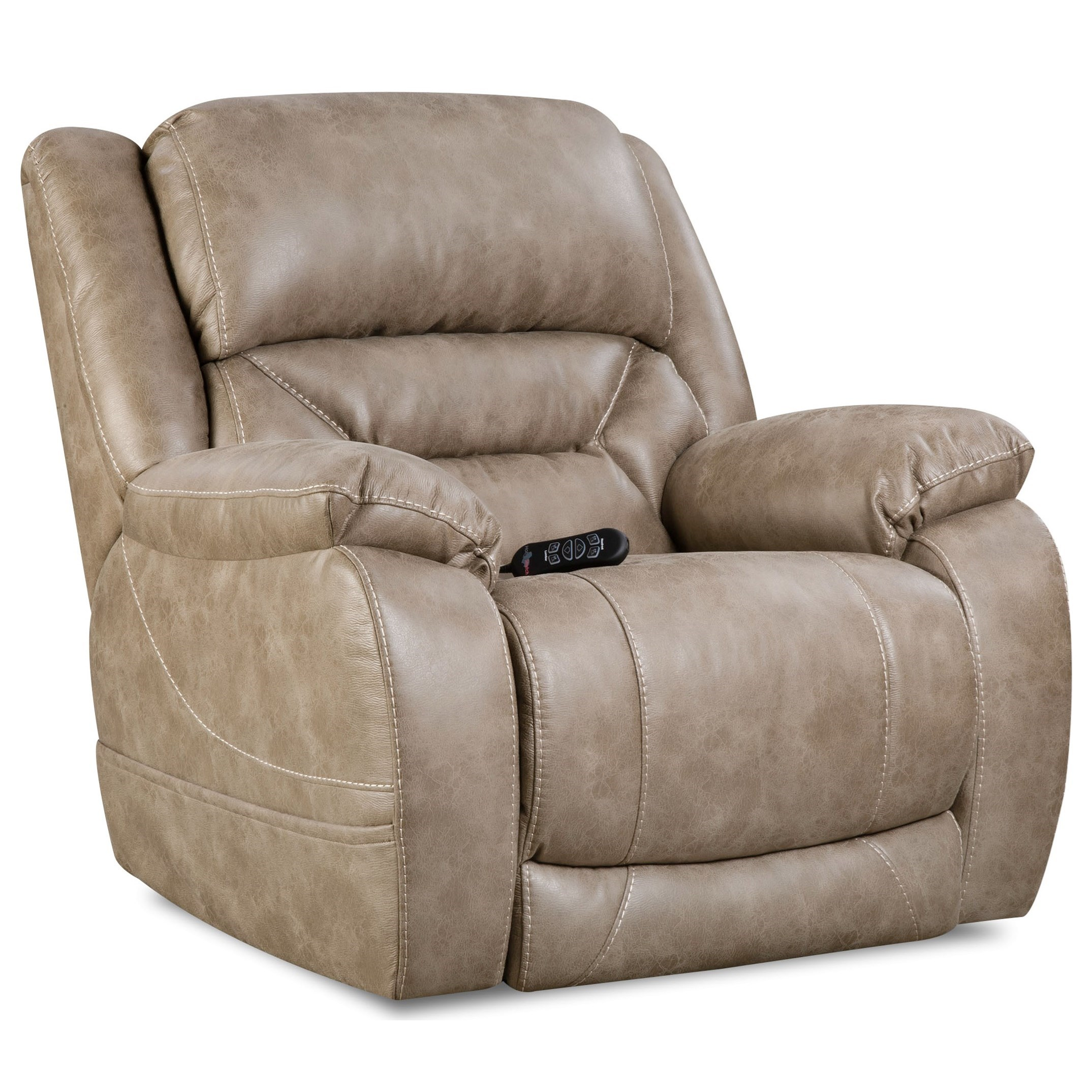 Enterprise Power Recliner by HomeStretch at Johnny Janosik