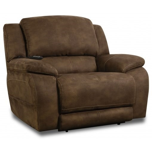 Explorer Power Chair and a Half Recliner by HomeStretch at Darvin Furniture