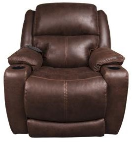 Power Recliner w/ Power Headrest and Lumbar Support