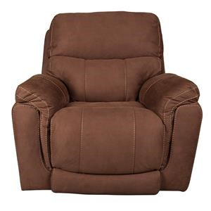 Power Recliner with USB / Power Headrest and Lumbar Support