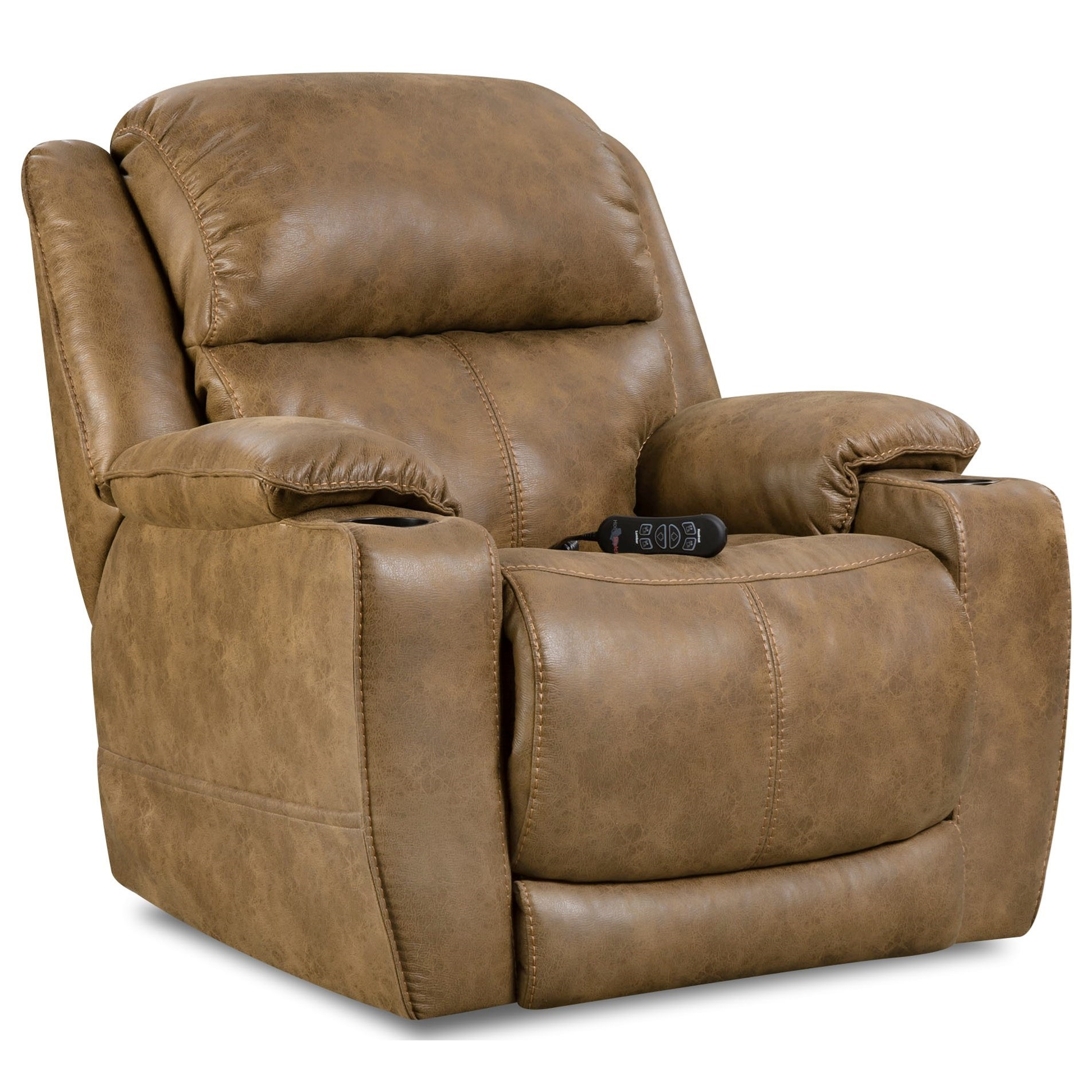 Starship Home Theater Recliner at Sadler's Home Furnishings