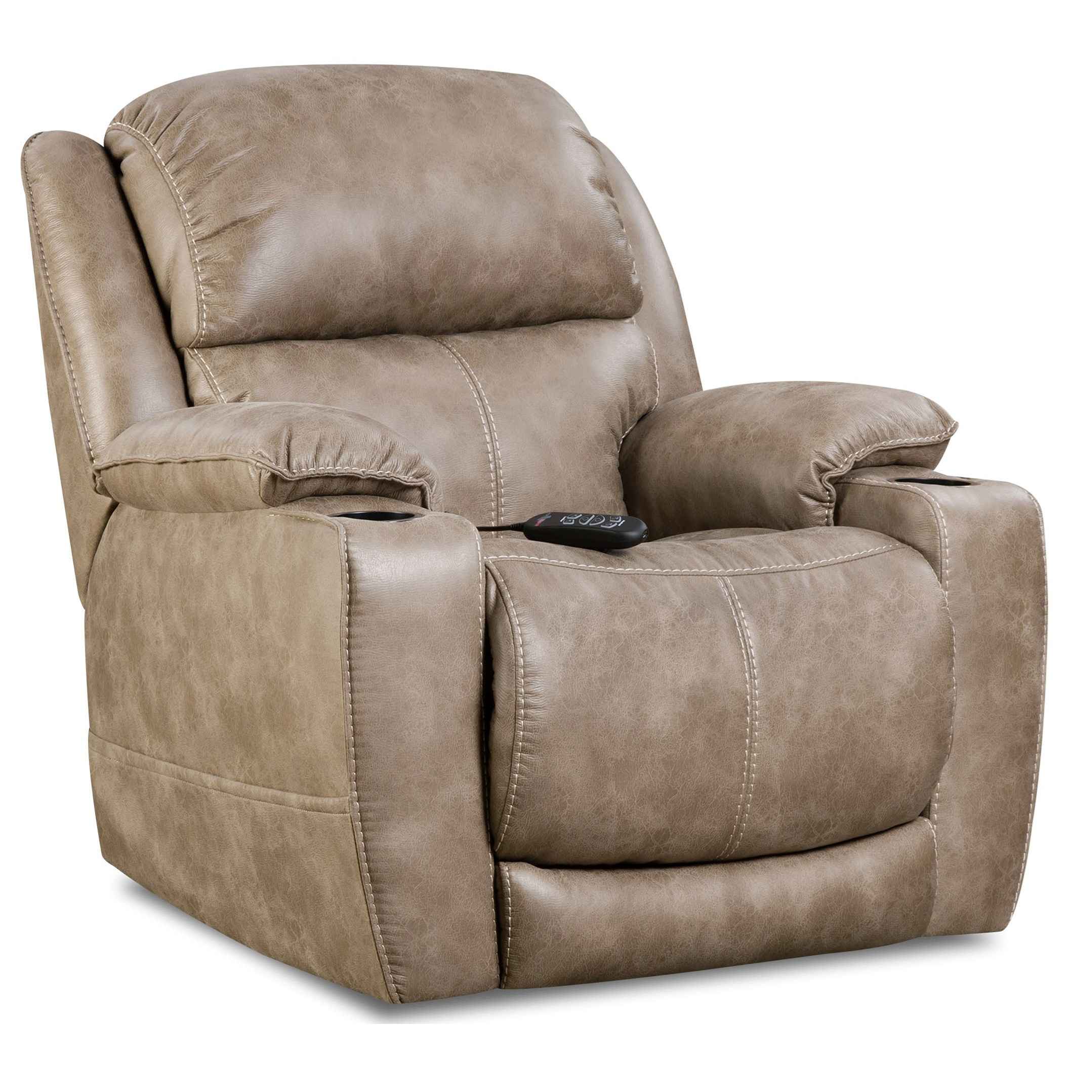 Starship Home Theater Recliner at Ruby Gordon Home