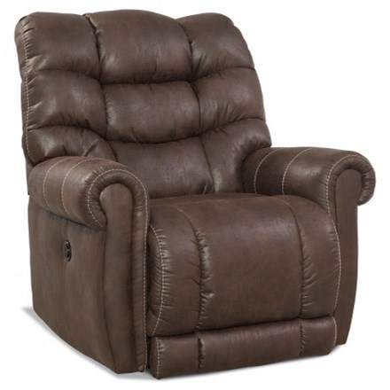 Xtreme 156 Big & Tall Wall-Saver Power Recliner by HomeStretch at Darvin Furniture