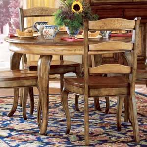 Hooker Furniture Vineyard Round Dining Table