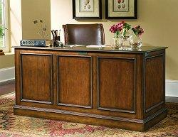 Double Pedestal Drawer Desk