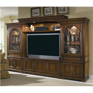 Hooker Furniture Brookhaven Entertainment Center