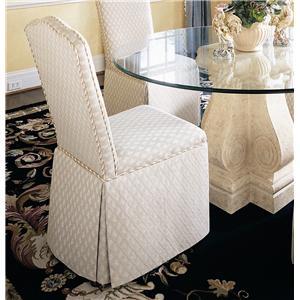 Century Century Chair Tailored Hostess Chair