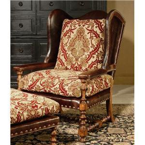 Cadbury Wing Chair