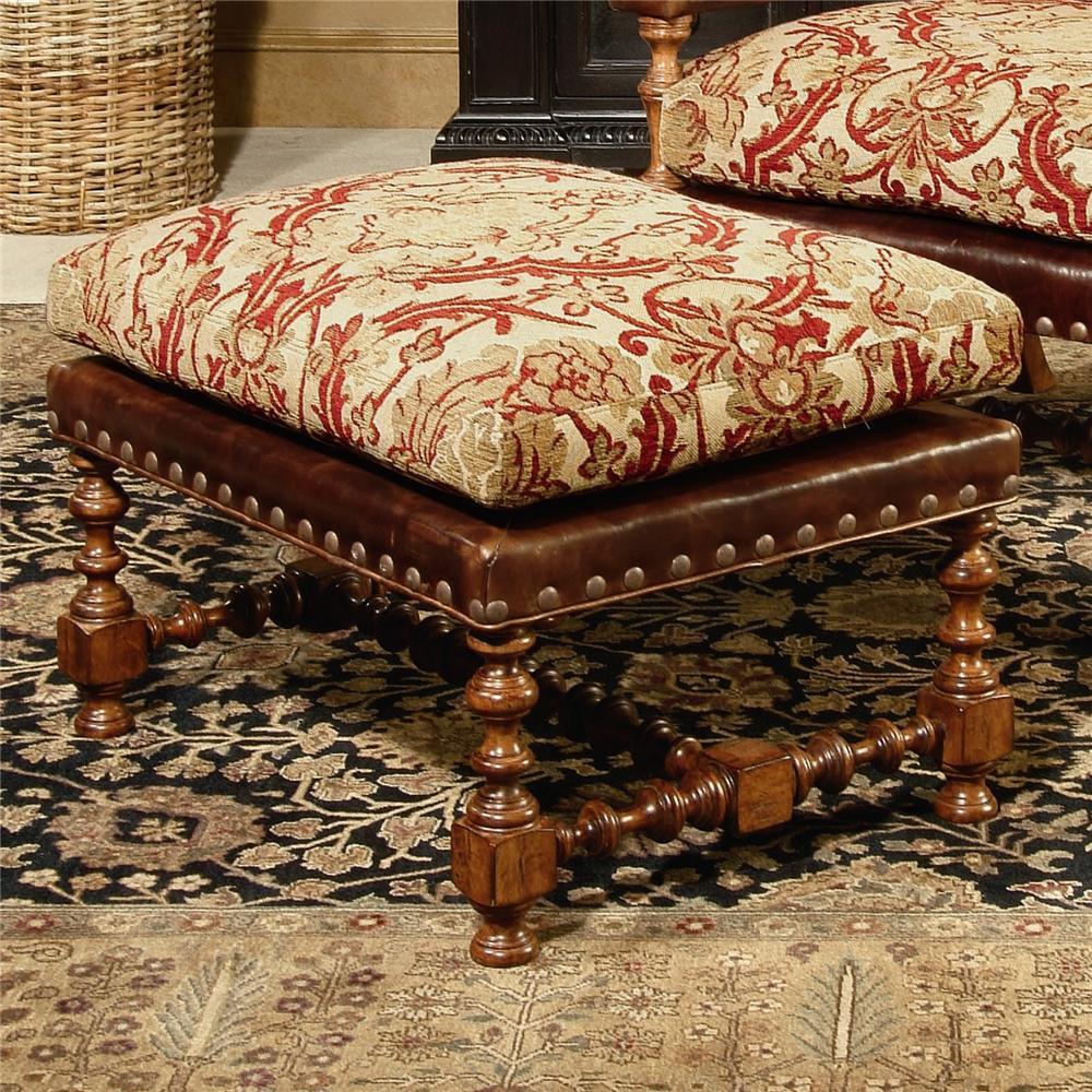 Century Chair Cadbury Ottoman by Century at Baer's Furniture