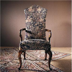 Century Century Chair Queen Ann Arm Chair