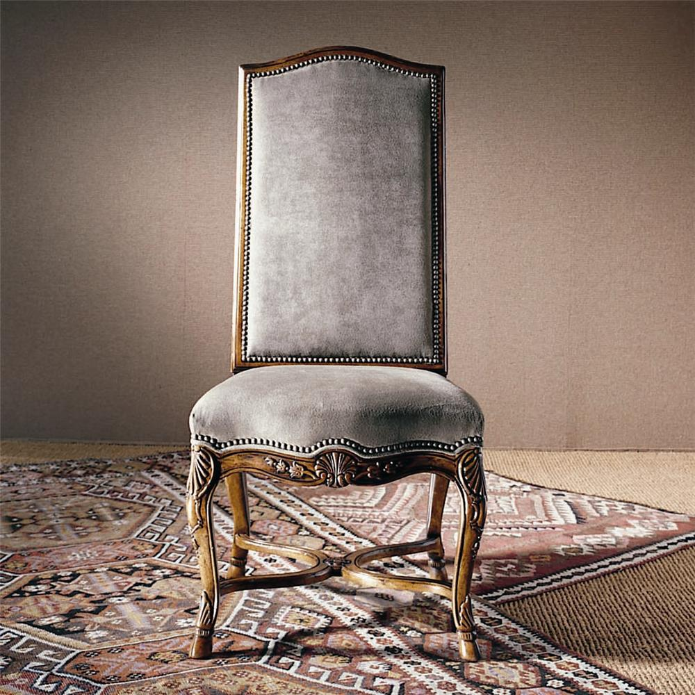 Century Chair Hooved French Arm Chair by Century at Baer's Furniture