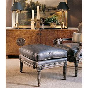 Century Century Chair Italianata Chair and Ottoman