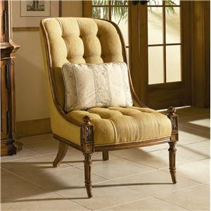 Century Century Chair Chaise A Capucine