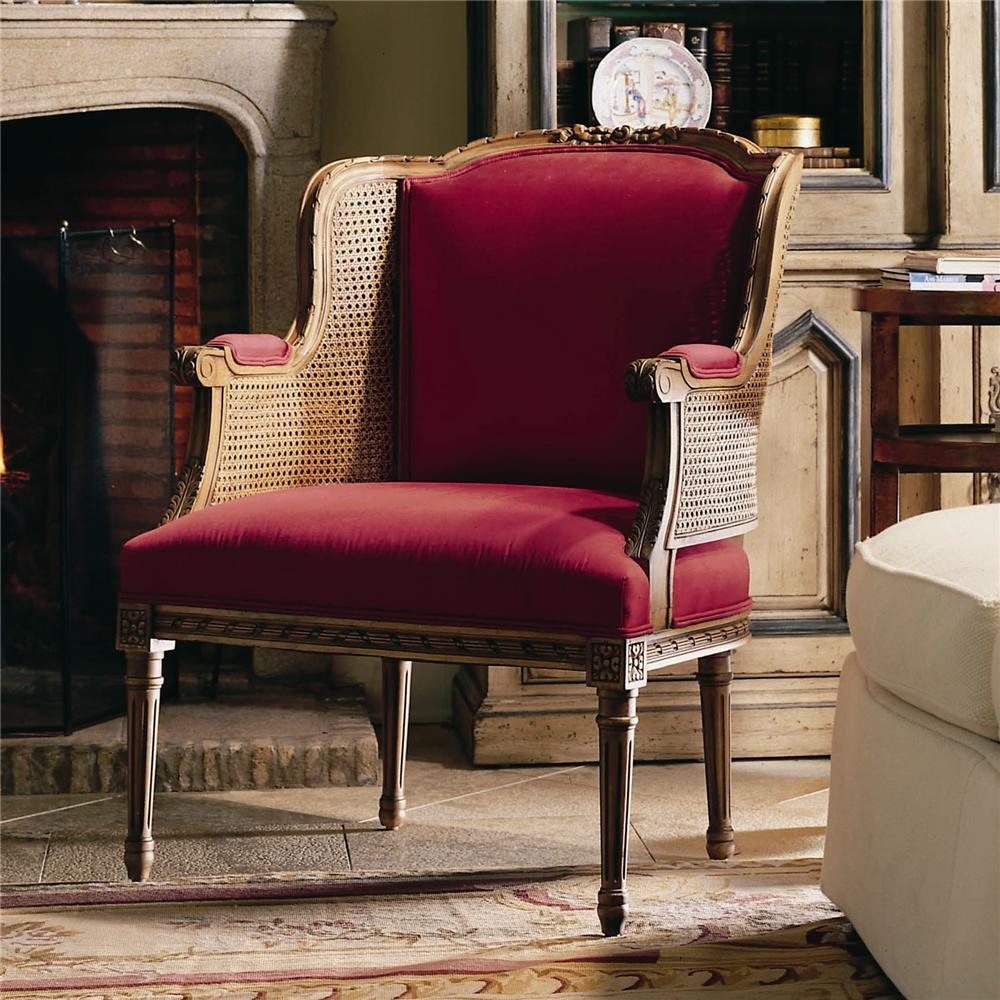 Century Chair Cane Insert Chair by Century at Baer's Furniture
