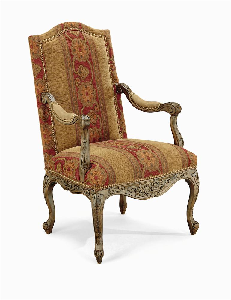 Century Chair High Back Chair by Century at Baer's Furniture
