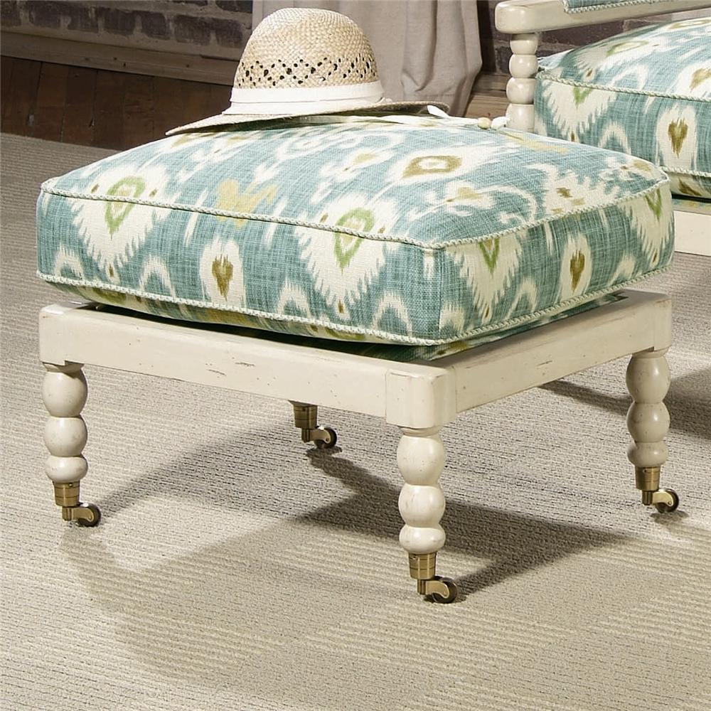 Century Chair Hobson Ottoman by Century at Baer's Furniture