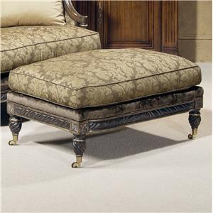 Century Century Chair Woodbury Ottoman