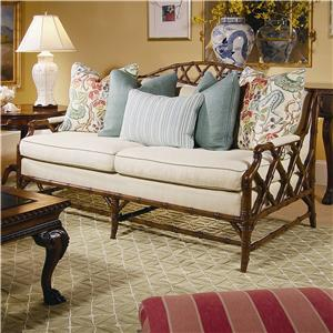 Century Century Chair Royal Palm Settee
